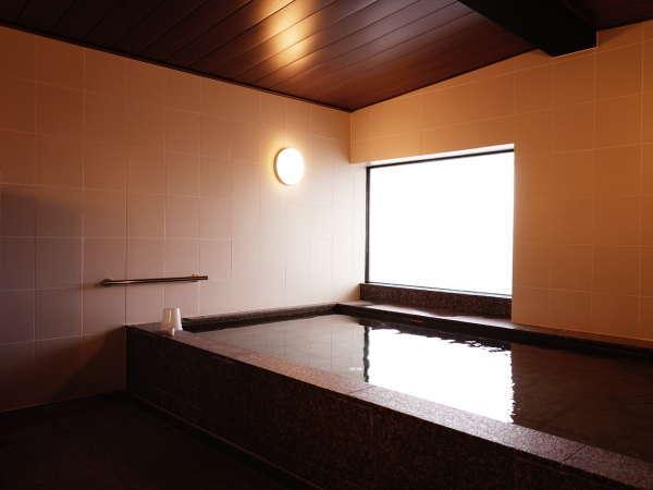 【女性専用】大浴場:美肌効果の高い炭酸泉でココロも身体もリフレッシュ♪