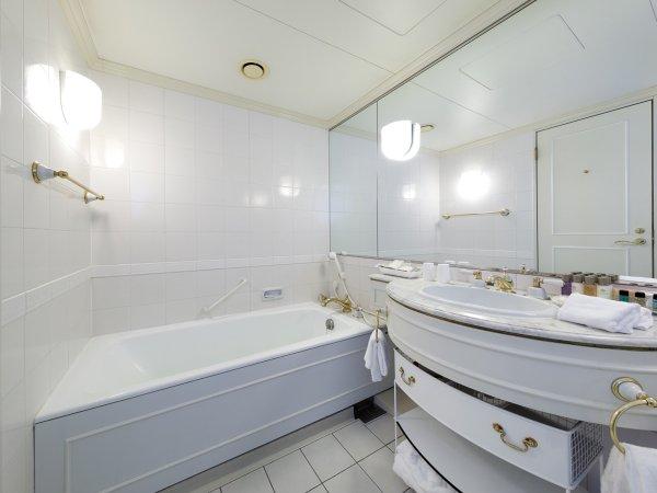 スーペリアタイプのバスルーム