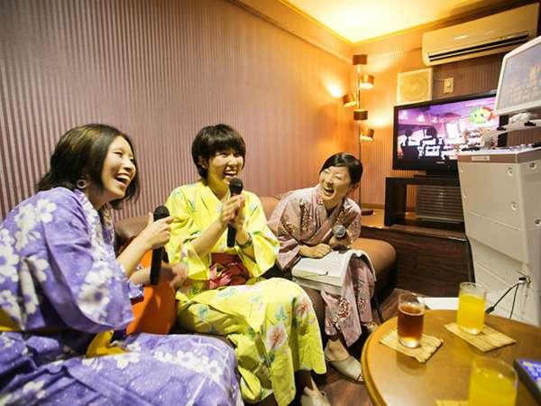 ◆カラオケルーム☆女子会でワイワイ
