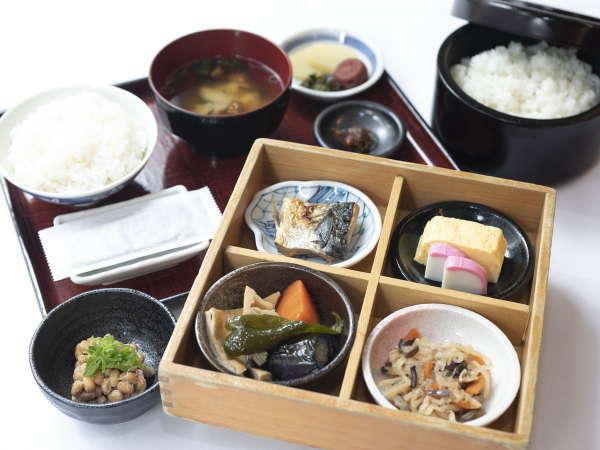 ・朝食【和】プレート