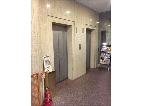 当ホテルはエレベーターが2基ございます。忙しいビジネスのお客様がよりスムーズにご出発頂けます様に☆彡