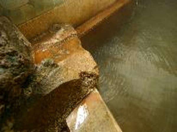 亀若の湯(単純泉)