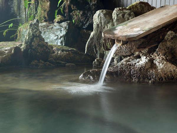 天然温泉100%の温泉(赤倉温泉)