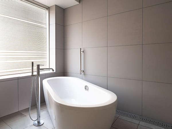 ≪コーナージュニアスイート浴室≫完全独立型バスルーム!