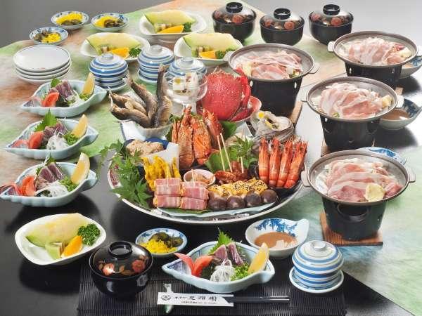 ◆皿鉢料理+四万十ポーク