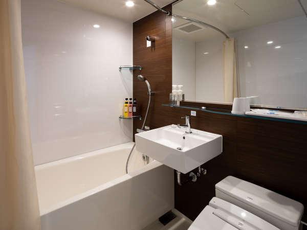 ◆バスルーム◆従来のコンフォートホテルよりも広々設計♪◆