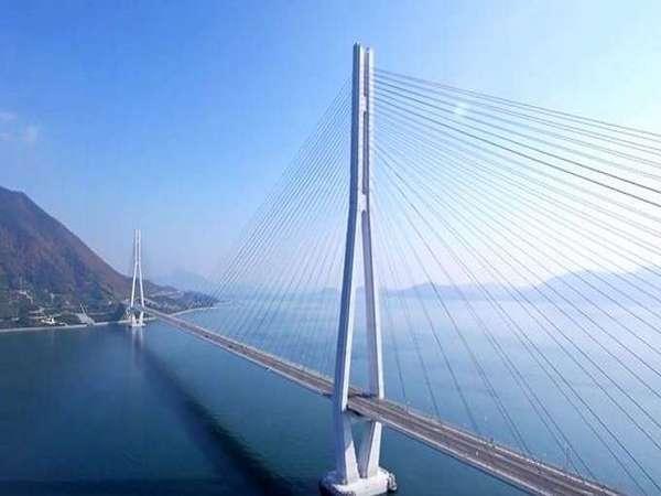 しまなみ海道♪7つの橋と瀬戸内海の島々をつなぐ絶景Sea drive♪