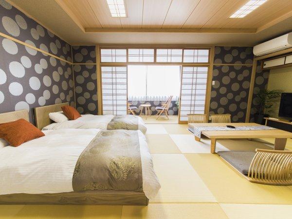 DX和洋室イメージ*ベッドはシモンズベッドを使用*
