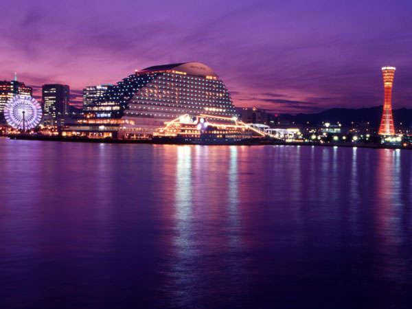 兵庫 神戸メリケンパークオリエンタルホテル