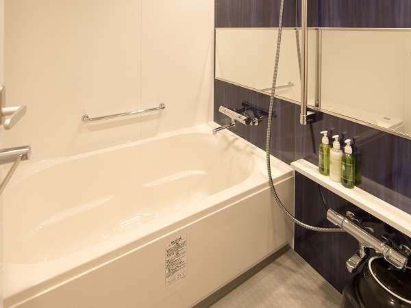 客室独立型バスルーム