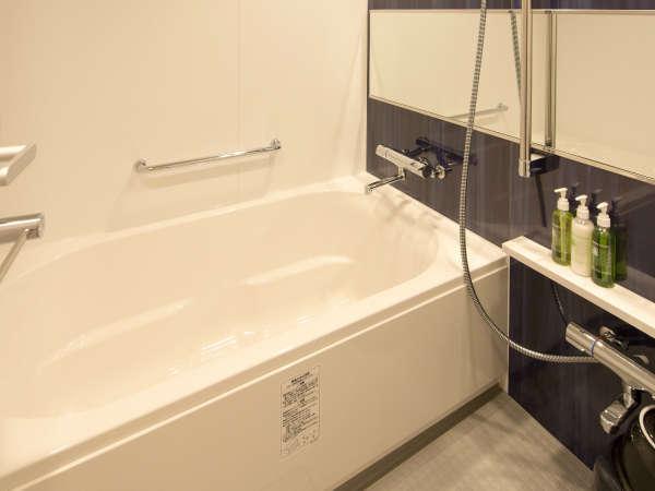 全室独立型バスルーム付