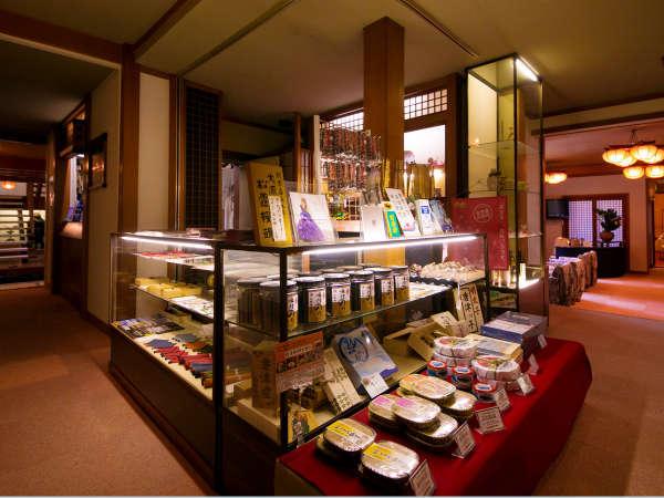 ◆売店◆佐賀の名産は、こちらでお買い求め下さいませ