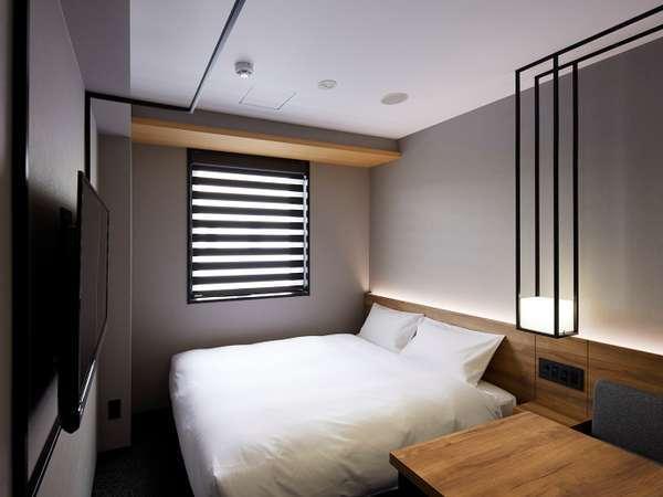◆スタンダードダブル◆14平米【ベッド幅150cm×1】