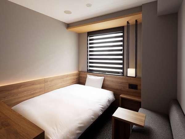 ◆スタンダードシングル◆14平米【ベッド幅120cm×1】