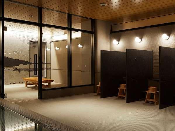 【男女別大浴場】「富士の湯」