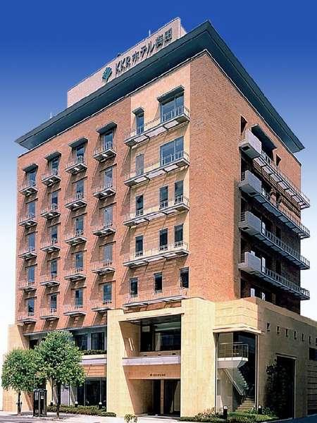 KKRホテル梅田外観