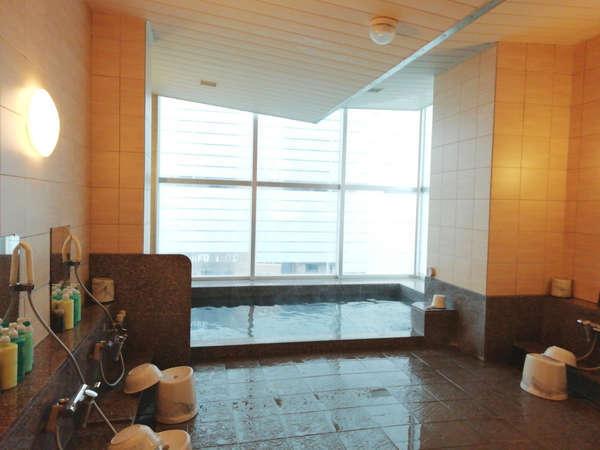 ★大浴場で手足を伸ばしてゆったり!15時~深夜2時まで、朝は5時~10時までご利用いただけます
