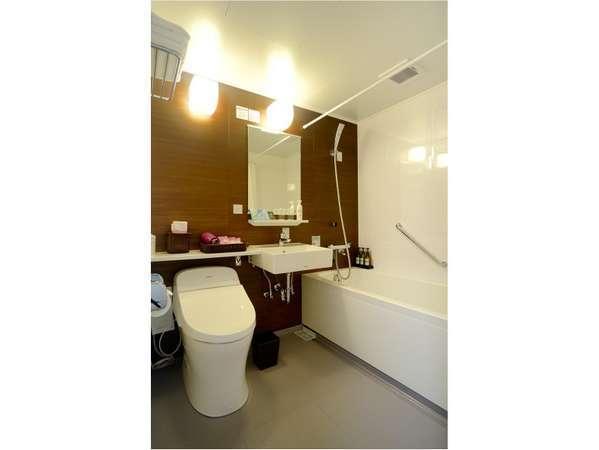 客室 トイレ・風呂