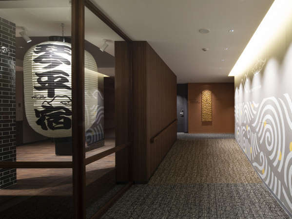 2019年12月誕生ファミリーフロア『K-Park』オープン エレベーターホール