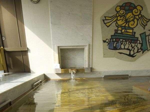 道後温泉引き湯