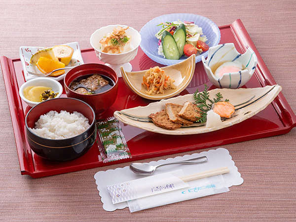 朝食バイキングイメージ(和)
