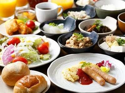 朝食バリエーション
