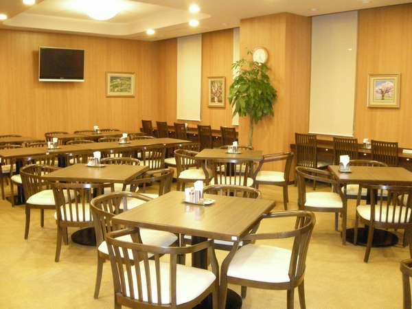 ◆朝食レストラン◆【ご利用時間6:30~9:00】 無料バイキング朝食をお楽しみ下さい♪