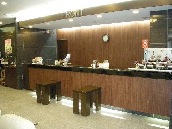 ◆ロビー◆セルフコーヒーをお召し上がりいただけます。【ご利用時間6:30~10:00/15:00~22:00】