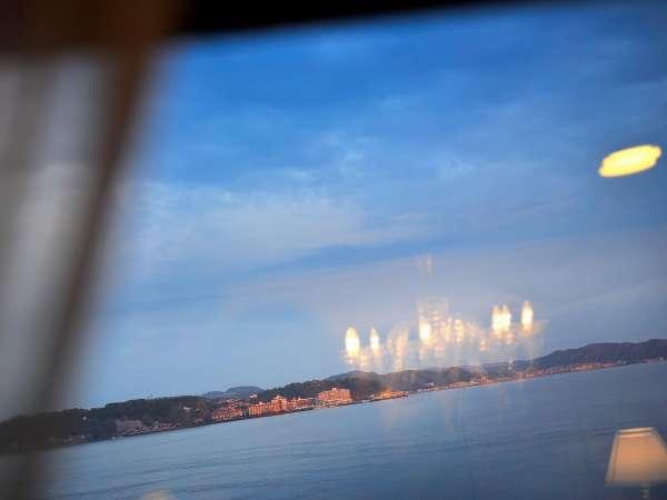 オーシャンツイン(36㎡)の窓からの眺め
