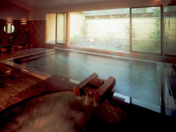 天然温泉 女性用大浴場(椿の湯) 2