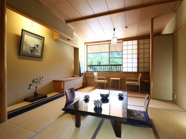 本館和室一例景色もご堪能下さい