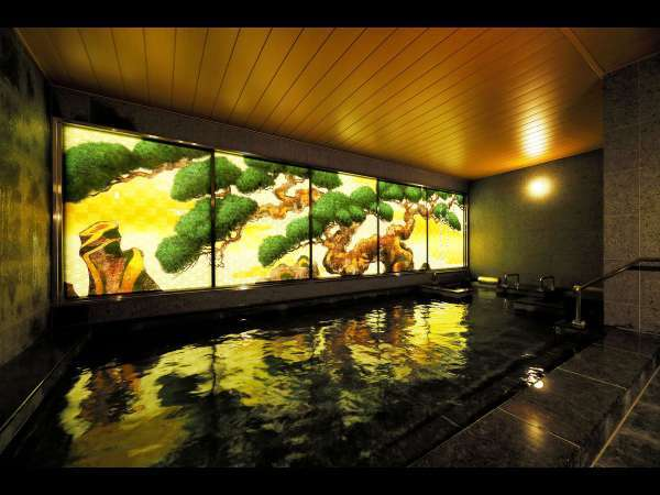 【ダイワロイヤルホテル D‐PREMIUM 奈良】JR奈良駅西口から徒歩3分!地下から湧く自家源泉の大浴場が自慢