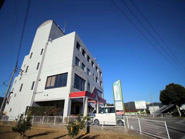 【外観】ホテルセレクト愛媛愛南町にようこそ!