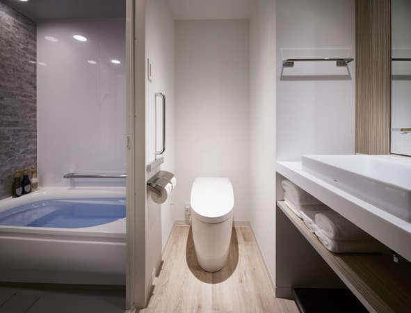 スーペリア浴室(洗い場付き)
