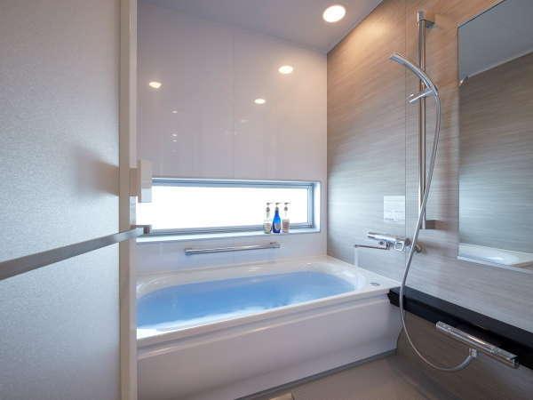 プレミアムツイン浴室(洗い場付き)