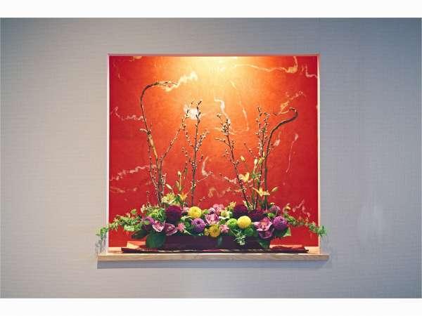 週替わりの季節の「オートクチュールの花」