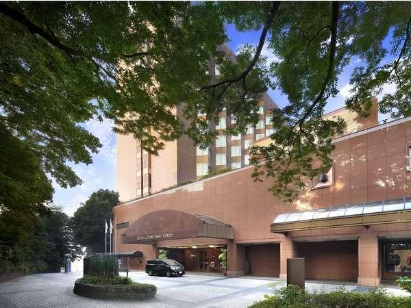 ホテル椿山荘東京【外観】