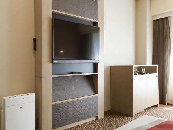 40型液晶TV全客室完備