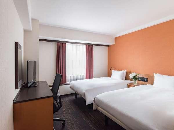 スーペリアツインルーム 18~21㎡ 120cm幅ベッド×2