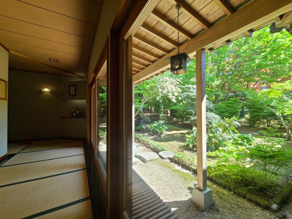 【花禅の庄】大き過ぎず、小さすぎず、静かに過ごせる温泉旅館をお探しなら