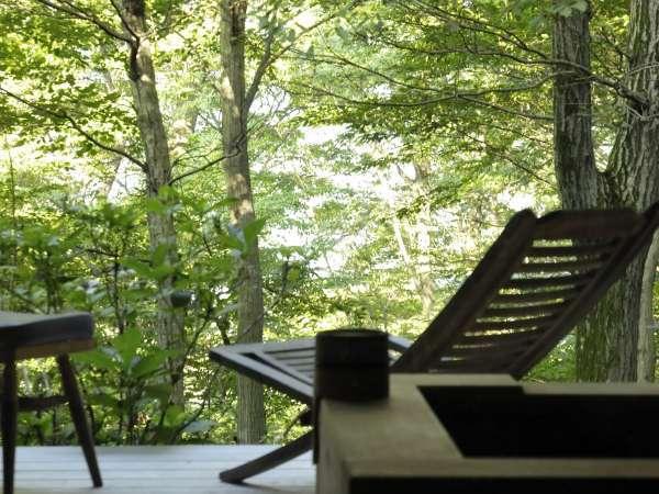 【強羅花扇】おもてなしの宿。木の香りに包まれて京懐石と客室露天でおこもり