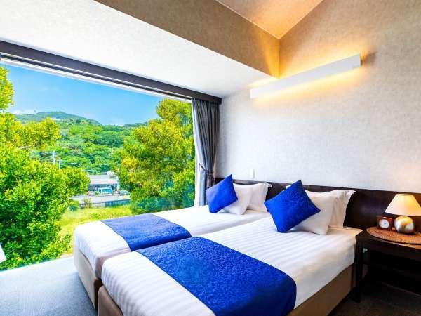 慶良間諸島唯一のリゾートホテルでリラックス【全2室】ロフトルーム