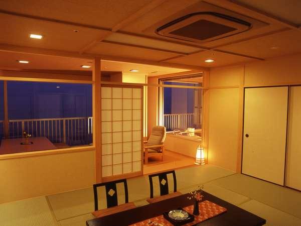 【天海別亭】展望風呂付特別客室(814号室)