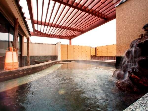 5階露天風呂!