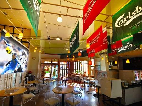 1Fレストラン「カフェレストラン」