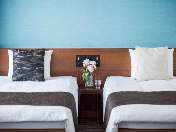 <客室イメージ> 居心地のいいお部屋で「旅のスタイル」を自由自在にデザイン