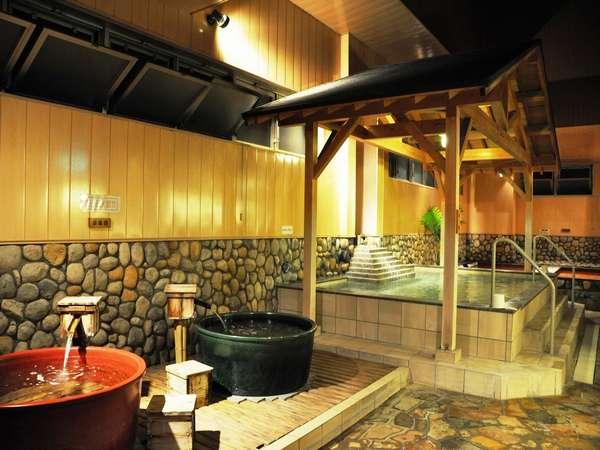 ☆和のゆ☆ 「壷風呂」 ひとりでゆったり入れるから、贅沢気分になれますよ♪