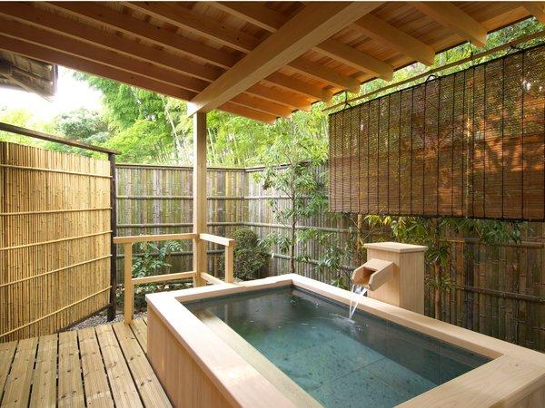 【柊】プライベートな空間を存分にお楽しみ下さい。(天然温泉)