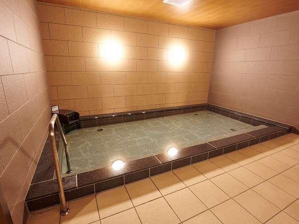 【大浴場】お風呂で心も体もリラックス!お風呂は心と体が開放的になるリラックス空間。