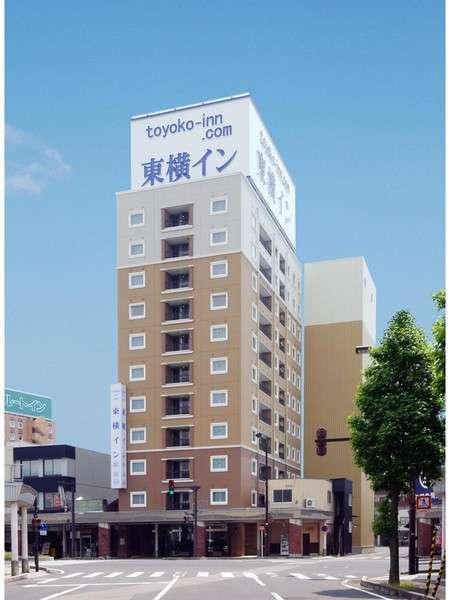 東横イン敦賀駅前 外観